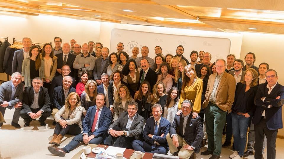 Reunión socios BQDC curso autotrasplantes